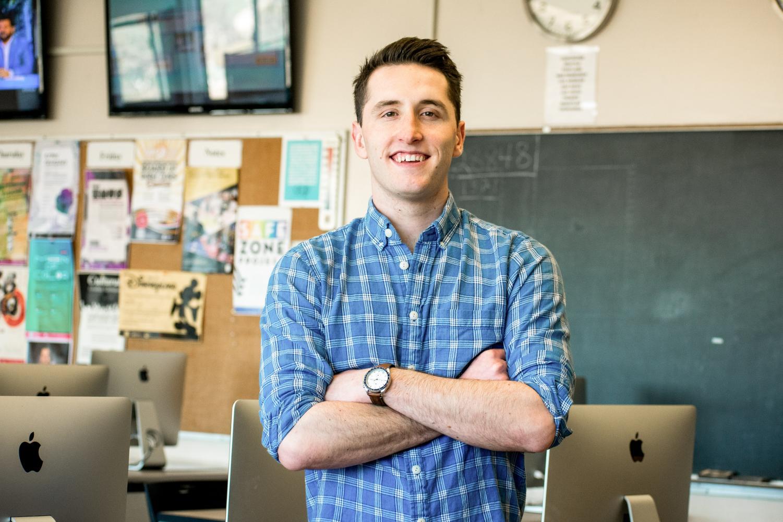 Kyle Frizol Editor-in-Chief