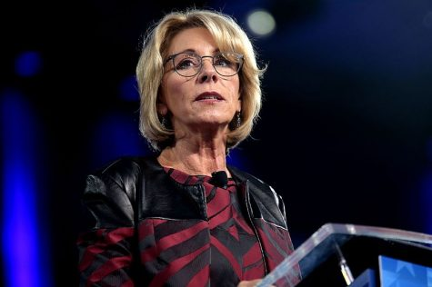 DeVos Denied!