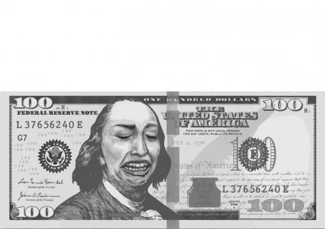 Picture of a 100 dollar bill
