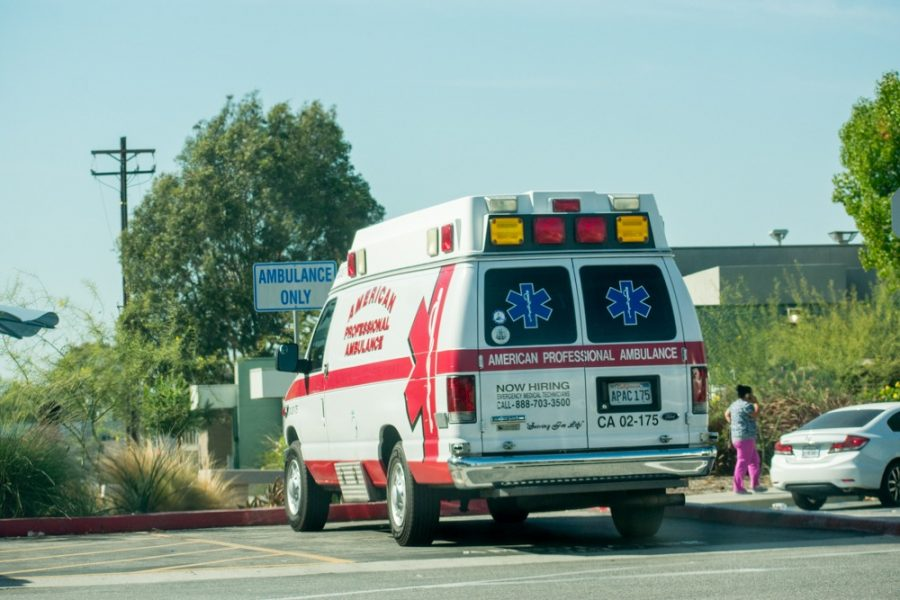Picture+of+Ambulance+near+Long+Beach