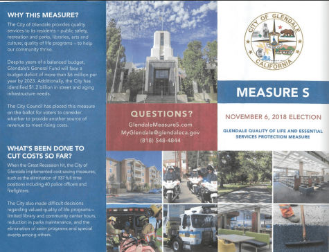 "Glendale measure would raise $30M a year for city services: Questions raised about city resources used to ""educate"" people about it"