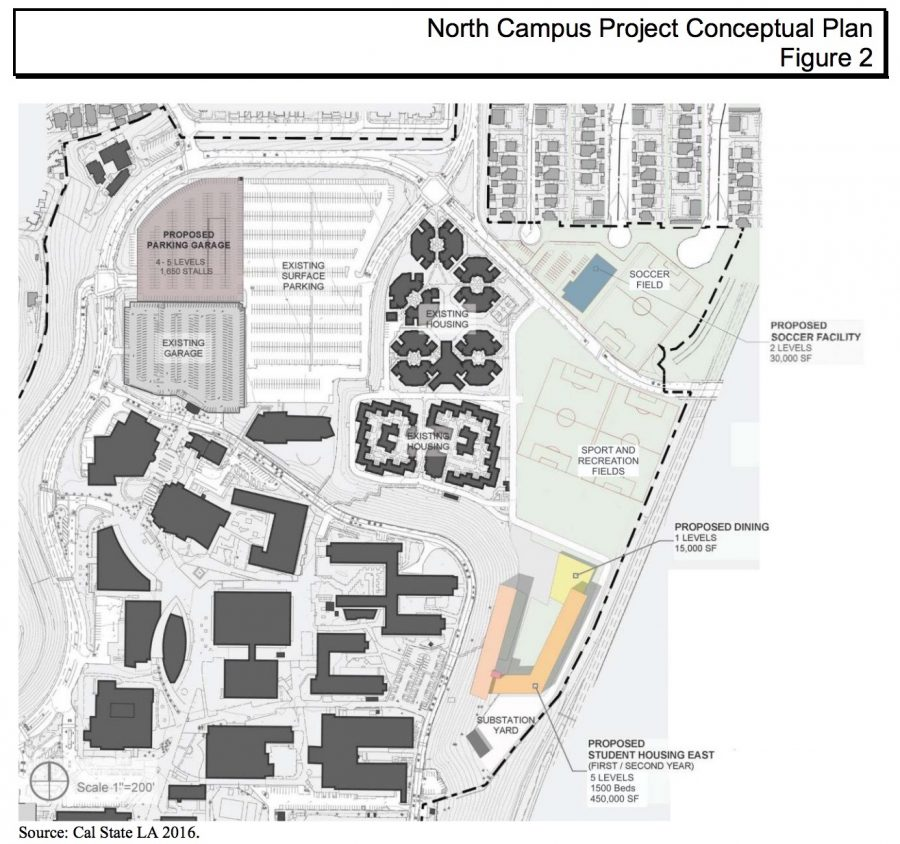 University Moves Forward with High-Rise Plans