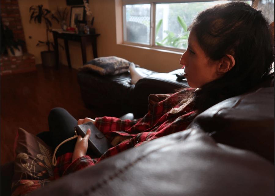 Erin+Bartman+at+home.+%28Roman+Banuelos%2FUT%29