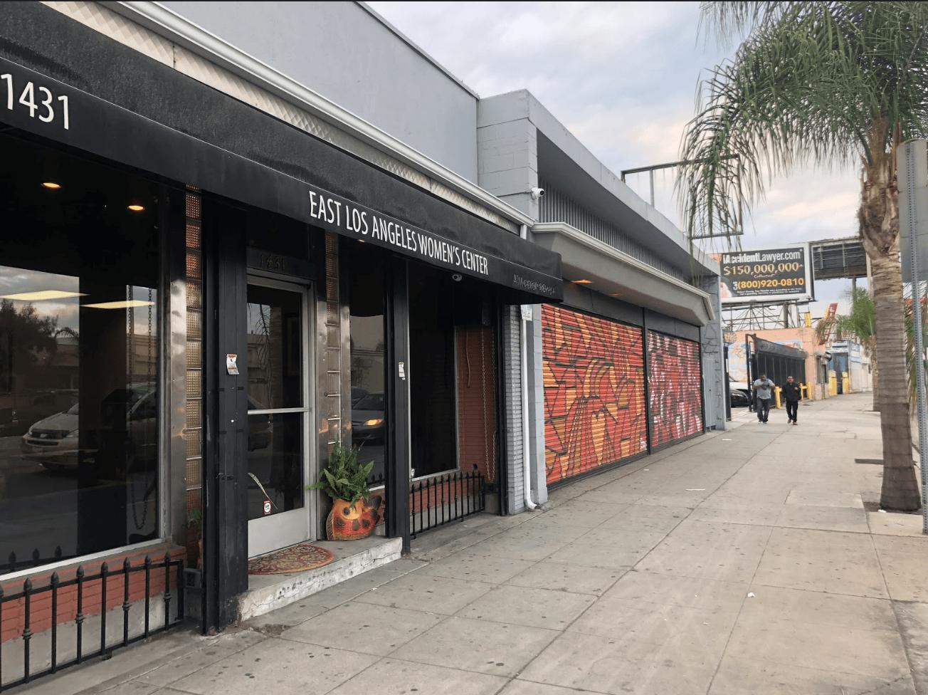 The East Los Angeles Women's Center (Becky Nava/UT)
