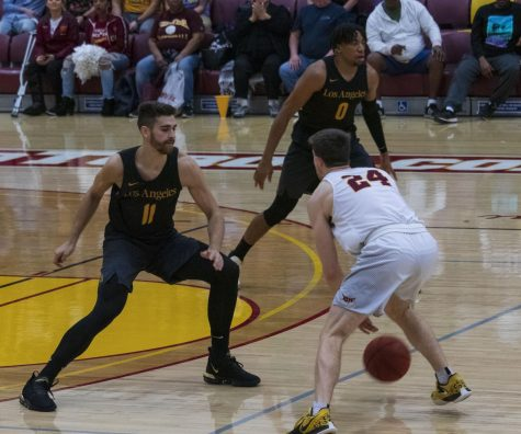 Golden Eagles Spoil Toros' Homecoming