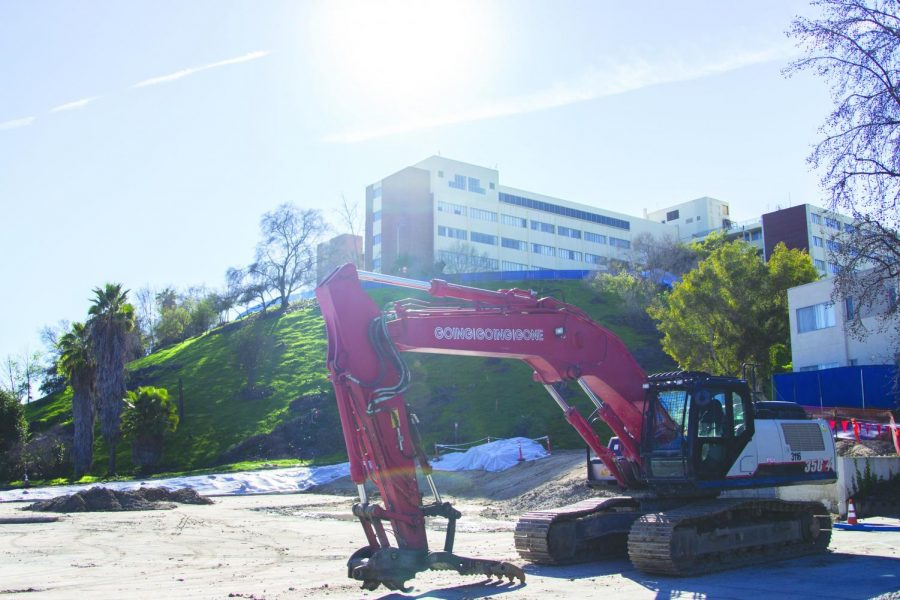 Further Construction to Limit University Parking