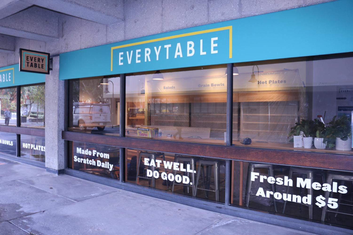 Outside view of Everytable. Photo by Joseph P. Pinto