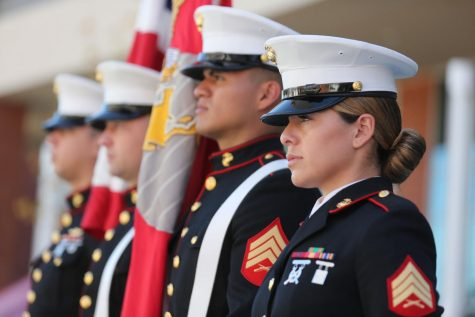 University Recognized as a Military Friendly Institution