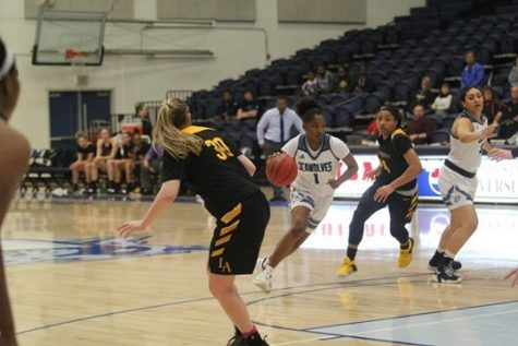 Golden Eagles' Comeback Falls Short Against the Seawolves