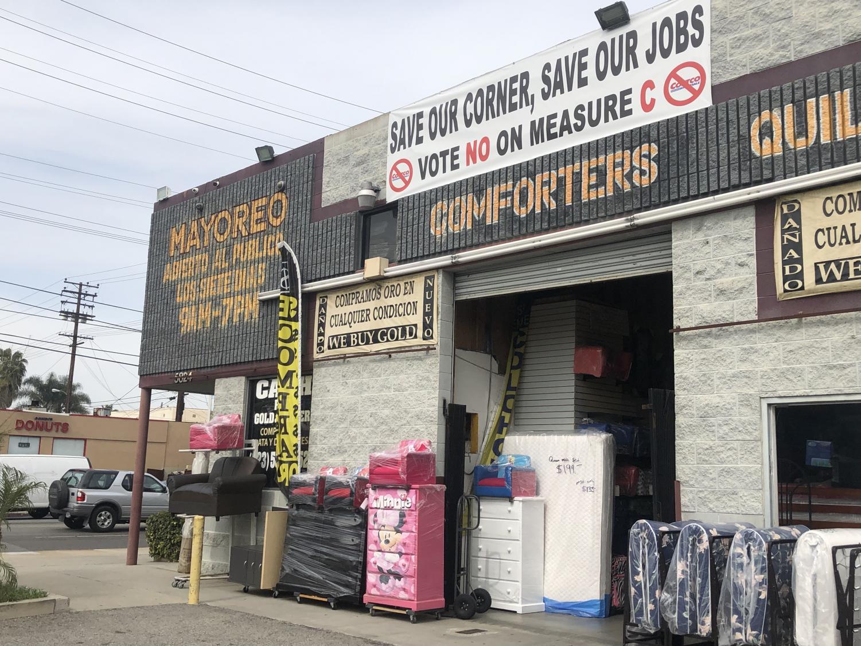 Local Business Advocates Against Measure C by Joshua Letona