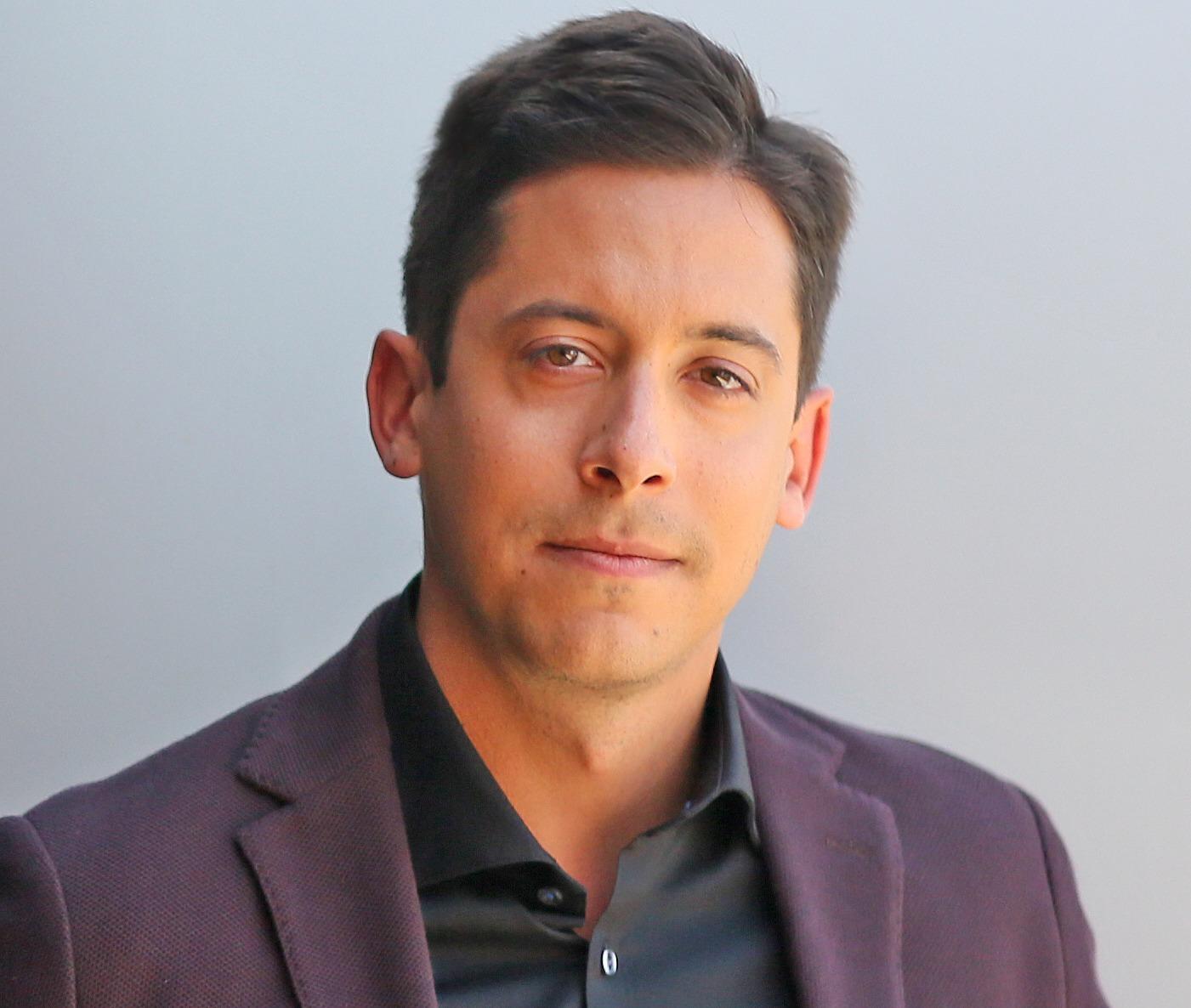 Portrait of Michael Knowles