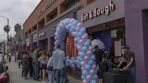 Dot & Dough Opens for Business