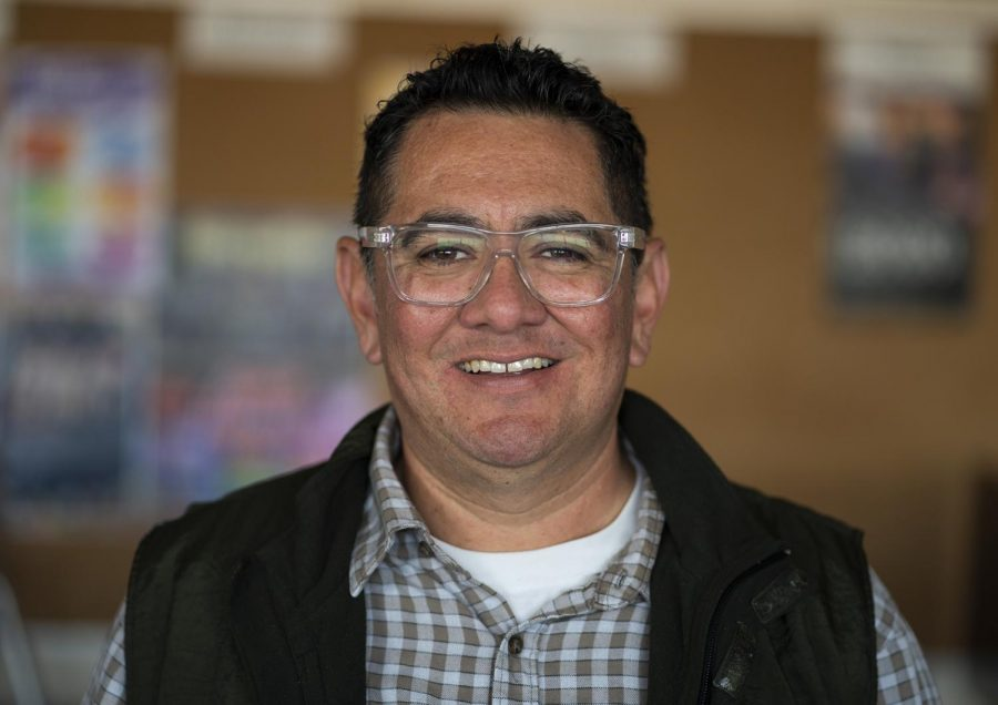 Albert Ramirez's staff profile