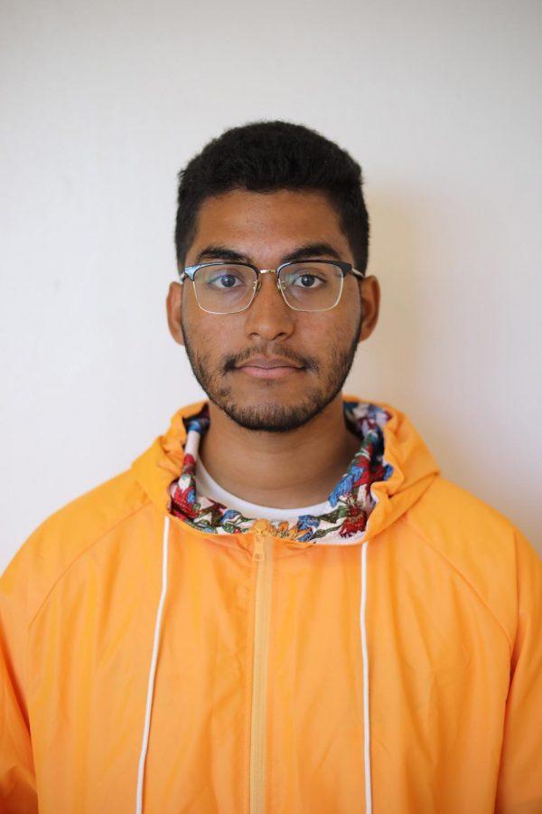 Headshot of Multimedia Journalist, Erick Brigham