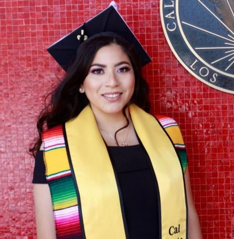 Jocelyn Sanchez: Communications Major