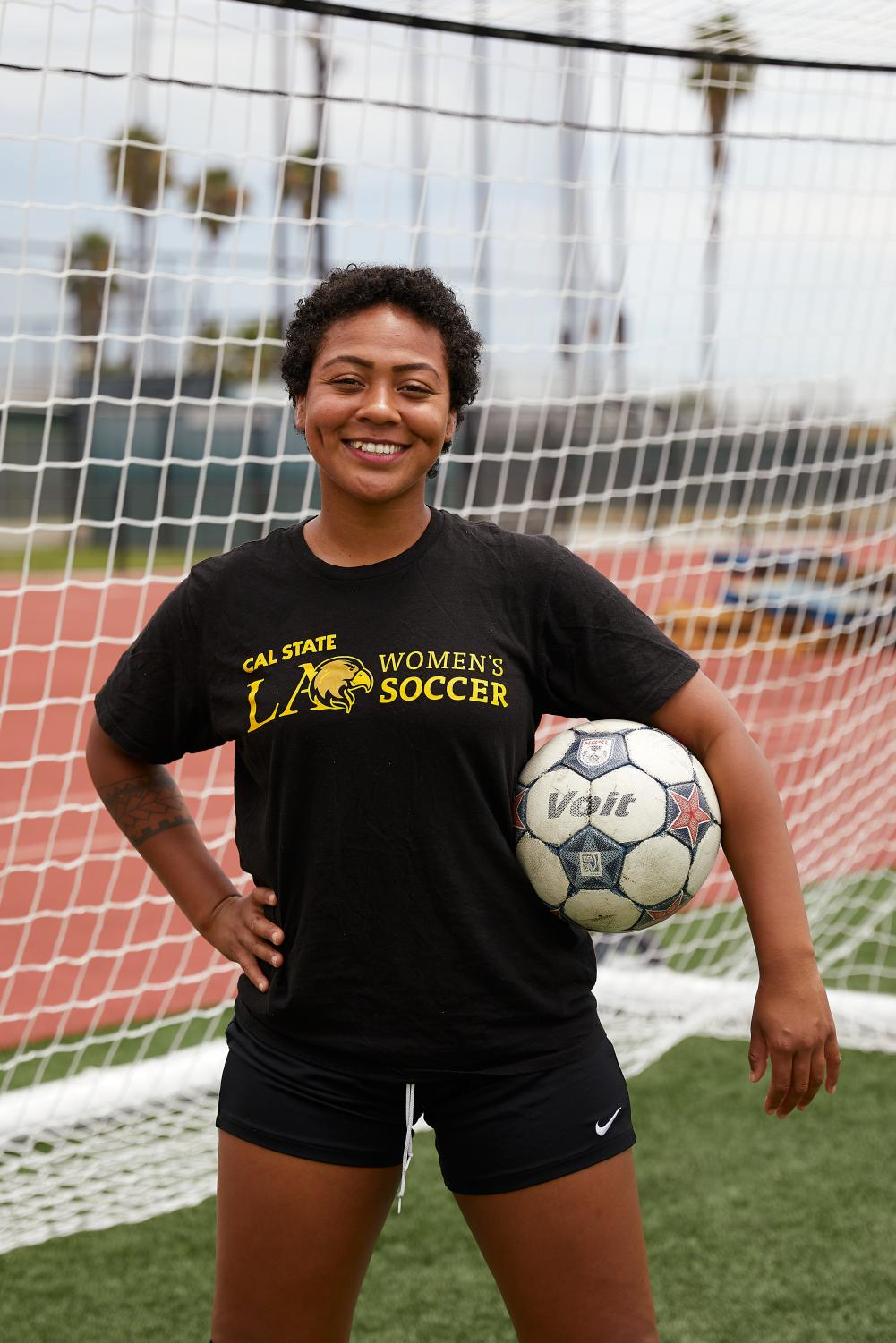 Golden Eagle Women's Soccer forward, Leslie Ramirez was drafted for the Guatemalan National women's soccer team and has an opportunity to qualify in the 2020 Olympics.