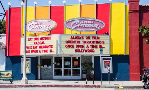 The Best Movie Theater Experiences in LA