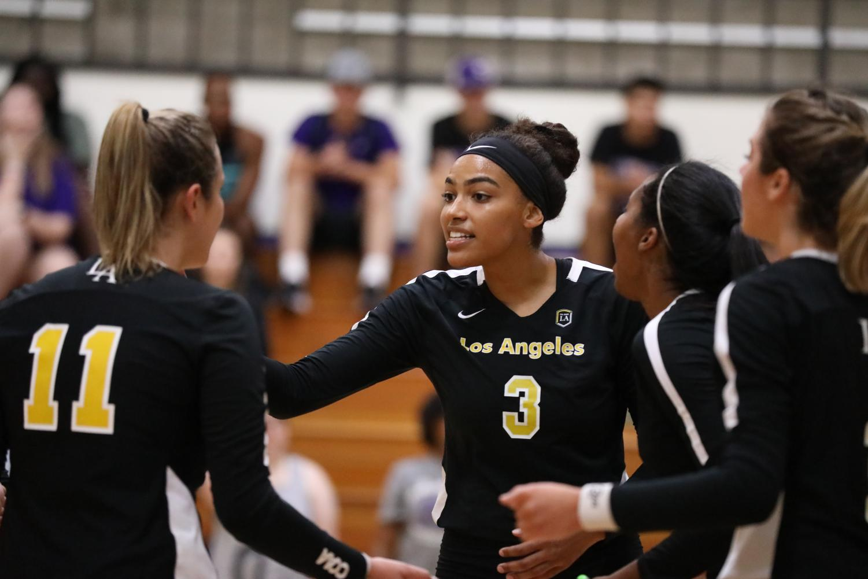 Volleyball Team Still Encouraged Despite Some Early Season Struggles University Times