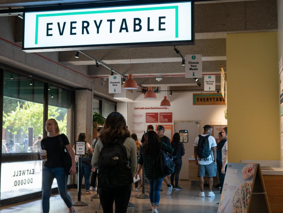 Everytable at the JFK Library location. With a Salazar Hall location looming, fast and healthy food options are becoming more accessible for Cal State LA students.