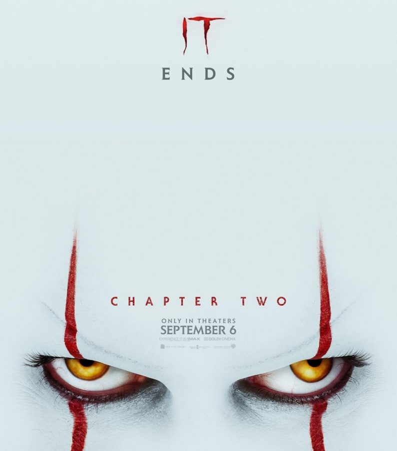 Press Release Image of IT Chapter Two.