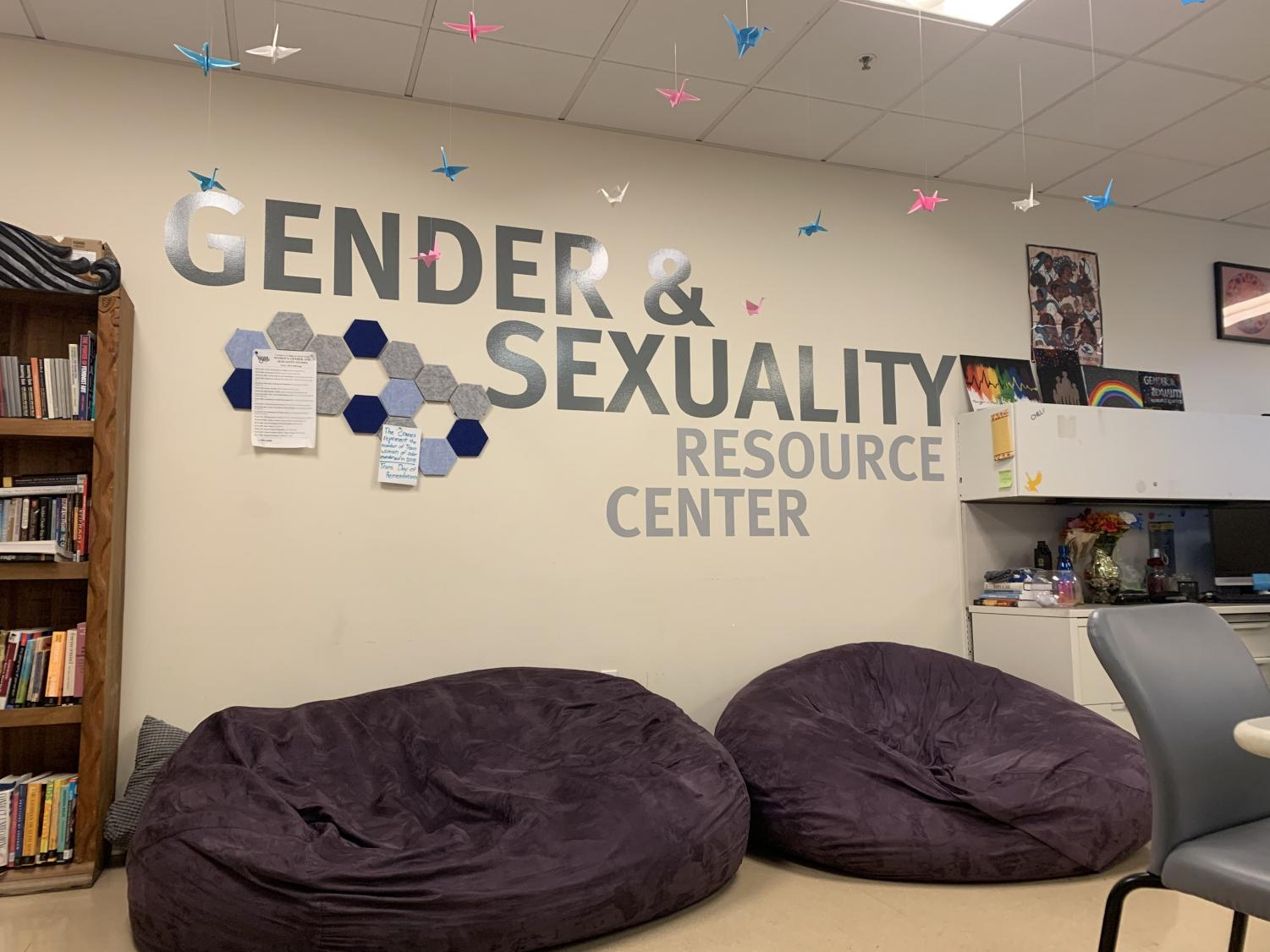 The Gender & Sexuality Resource Center is located on the 2nd floor of the USU.