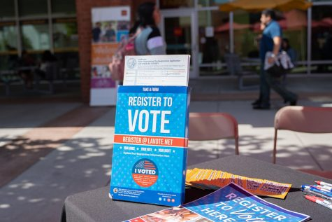 ASI Event Pushes to Inform Students About Voter Registration