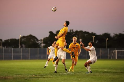 Cal State LA men's soccer earned a flawless game against Cal State Monterey Bay in game of 2-0.