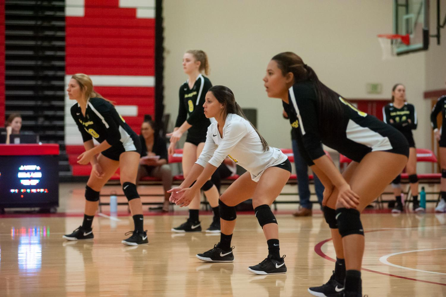 Cal State LA women's volleyball took home another victory against Stanislaus State 3-1.