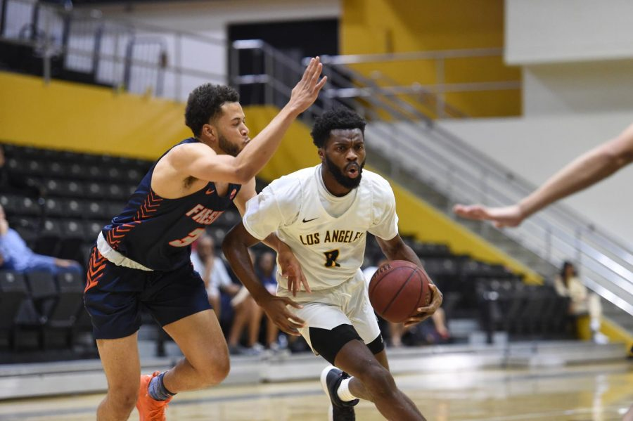 Golden Eagles Show their Depth in a Tight Win Against Fresno Pacific
