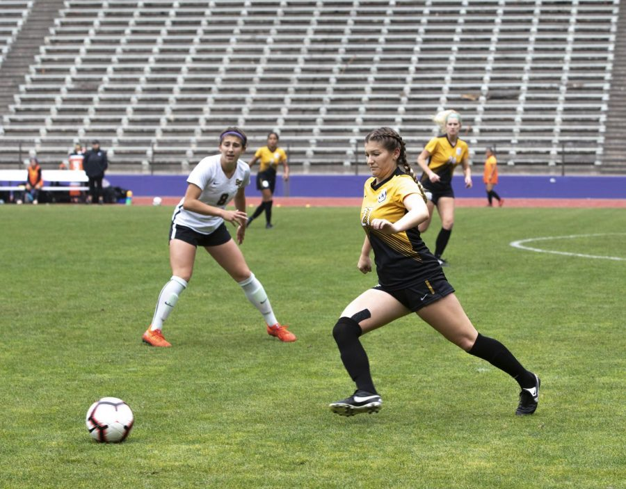 Women's Soccer Team Refuses to Lose: Advances to the First Round of CCAA Tournament