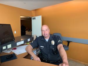 Officer Teddy Silva