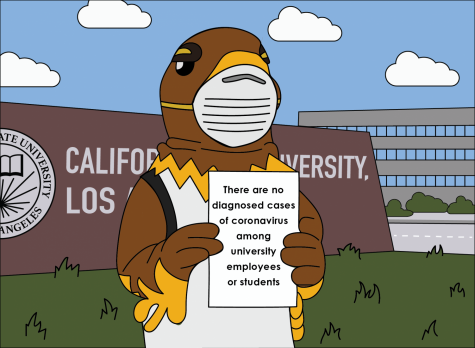 There are no diagnosed cases of coronavirus among university employees or students.