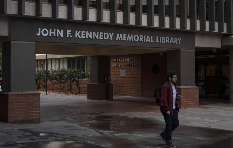 The+John+F.+Kennedy+Library+is+now+closed+until+further+notice+due+to+coronavirus+concerns.