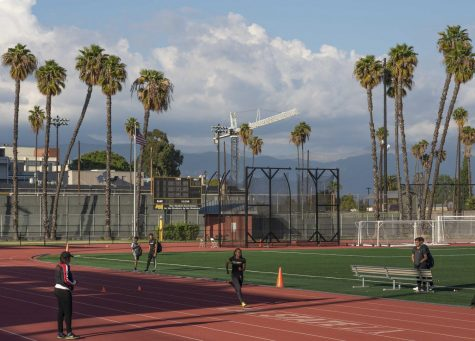 The Jesse Owens Track and Field is home to the track and soccer team. When unattended, the track is open to the general public.