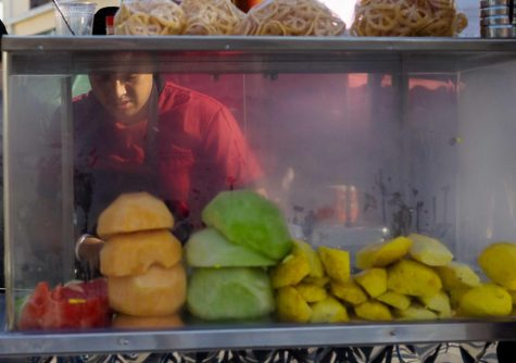 Back in 2017, the fruit vendor was one of the most popular food choices on campus only to have seemingly disappeared in the past few months.