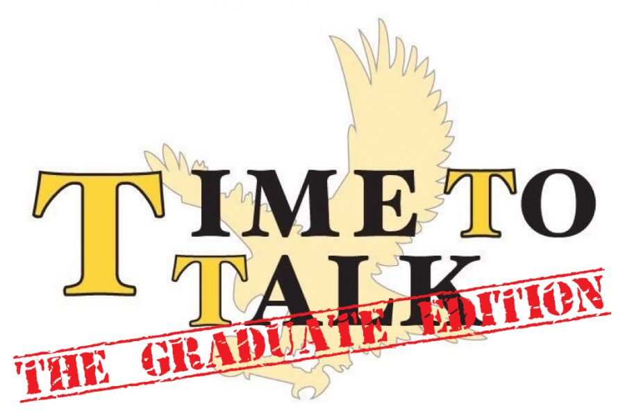 Time to Talk – The Graduate Edition