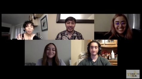 Screen Shot of Meet the Fall 2020 Editors on Times to Talk Ep 9