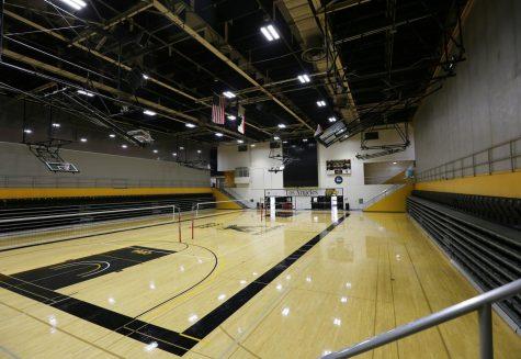 University Gymnasium/Cal State LA Archival Image