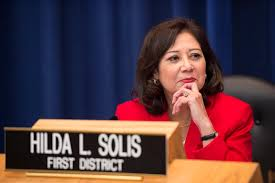 LA County First District Supervisor Hilda L. Solis. (hildalsolis.org)