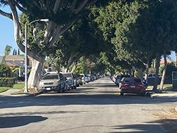 A shot at Kauffman Avenue (Oscar Torres/UT)