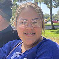 Headshot of Jacqueline Valenzuela.(Oscar Torres_UT)