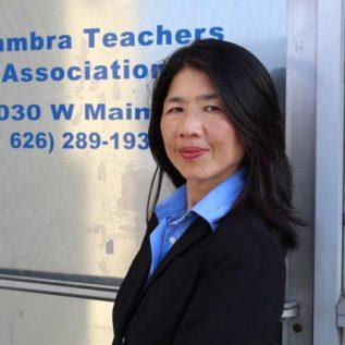 Headshot of Katherine Lee, courtesy of Katherine Lee.